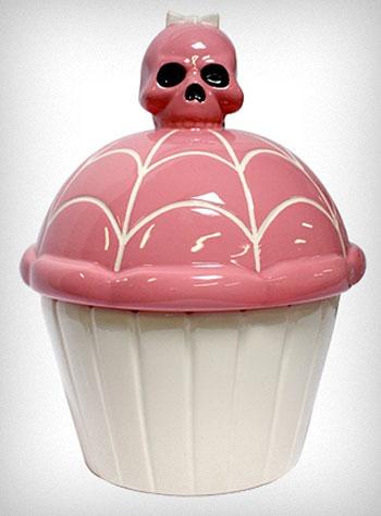 Cookie jarSkull Cupcakes, Skull Cookies, Cupcakes Cookies, Cookie Jars, Pink Cupcakes, Skull Cake, Cupcakes Rosa-Choqu, Pink Skull, Cookies Jars
