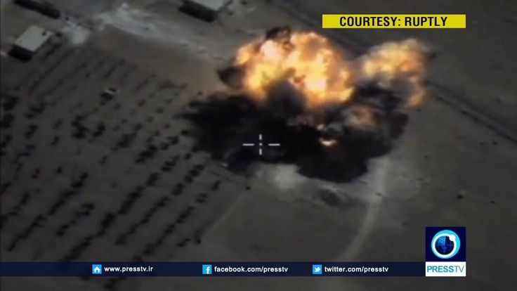 Russian Air Force missile strikes devastate Daesh strongholds