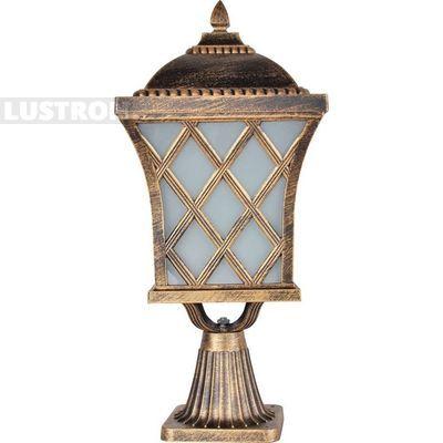 Садовый фонарь. Наземный фонарь уличный Тартан 11441. Надежное уличное освещение – залог вашей безопасности в темное время суток. Поэтому относиться к его выбору необходимо очень ответственно.