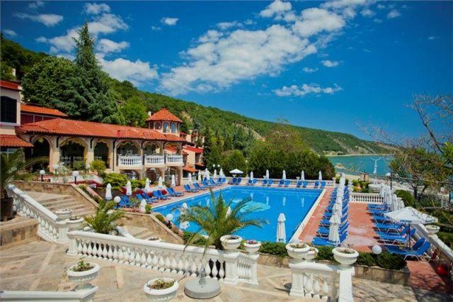 Hotel Elenite Holiday Village, Utazasok Burgasz - INVIA.HU