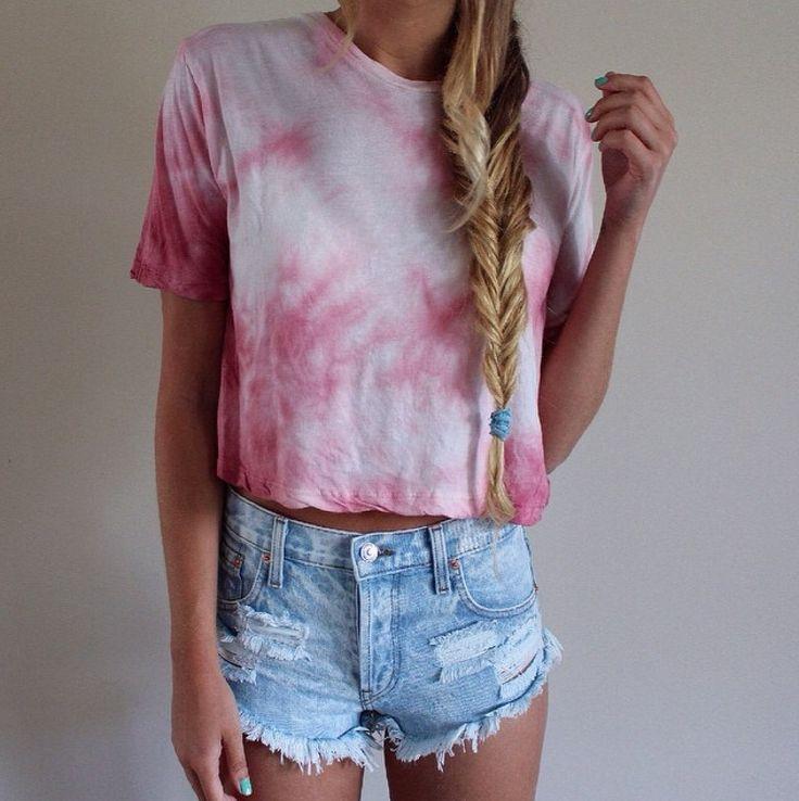 741 best DIY T-shirt images on Pinterest | Tie dye party, Shirt ...