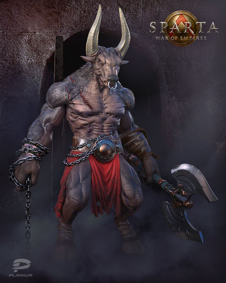 Destiny Kings Fall Wallpaper 502 Best Minotaurs Images On Pinterest Fantasy Creatures