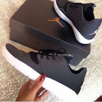shoes jordans black white cool dope swag amazing cute low top sneakers black sneakers