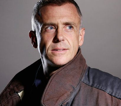 David Eigenberg | Christopher Herrmann of | Chicago Fire | NBC
