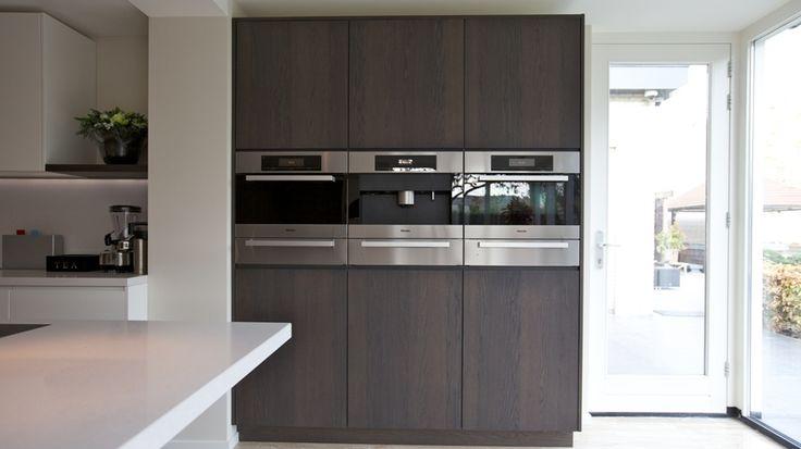 maatwerk keuken met kookeiland