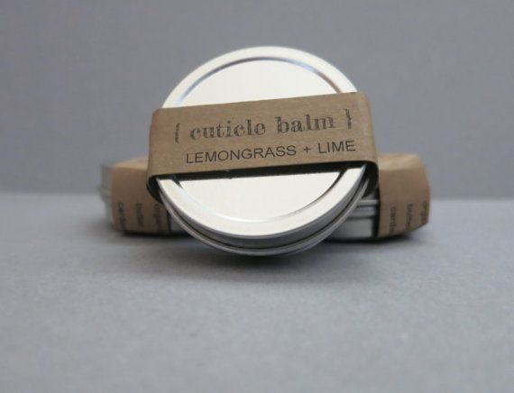 Cuticle Balm cuticle repair hand moisturizer by WASHsoaps on Etsy