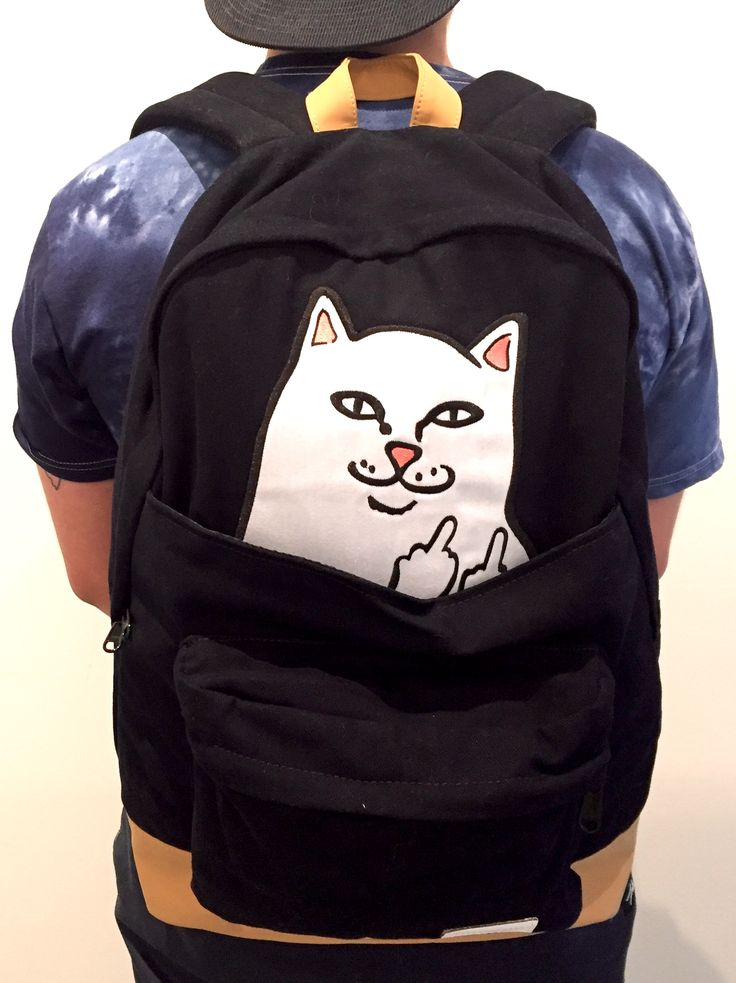 Ripndip Nermal Backpack Tree Planting And Backpacks