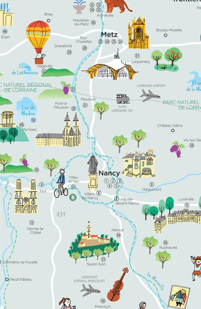 Demandez Votre Carte Touristique Carte Touristique Touriste