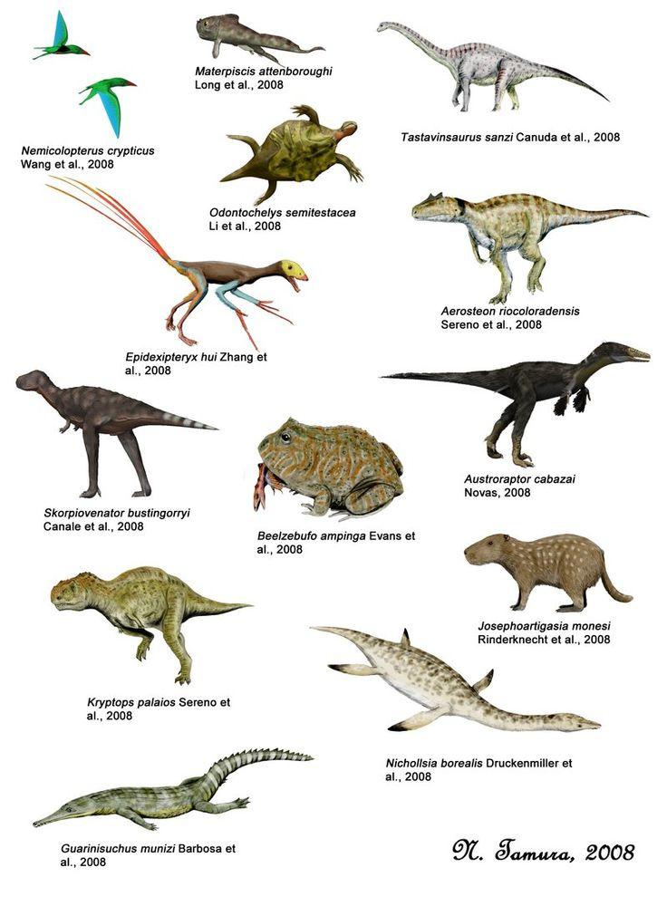 7 best Nobumichi Tamura images on Pinterest   Dinosaurs ... Extinct Species Dinosaurs