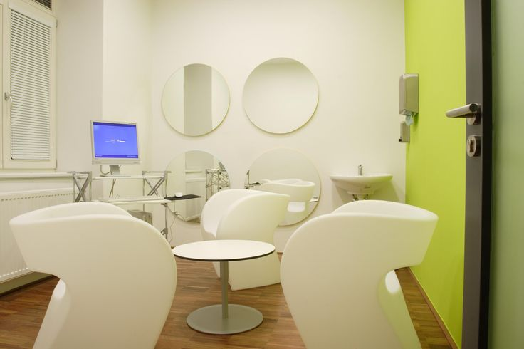 Modern clinic #Asklepion can offer you procedures from #plasticsurgery #dermatology and #stomatology. Here is a consultation room for dermatology.