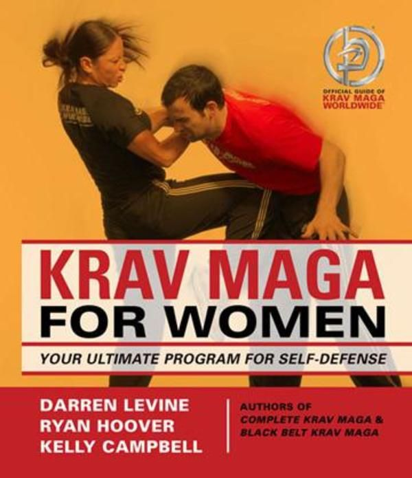 Kick up your fitness while arming yourself with hand-to-hand self-defense moves with this Krav Maga workout.
