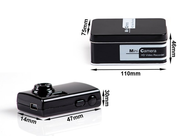 5.0M Pixel Mini Camera Video Recorder @ CrazySales.co.nz | Crazy Deals, Daily Deals, One Day Deals, Grab One Day Deals - Crazy Sales NZ