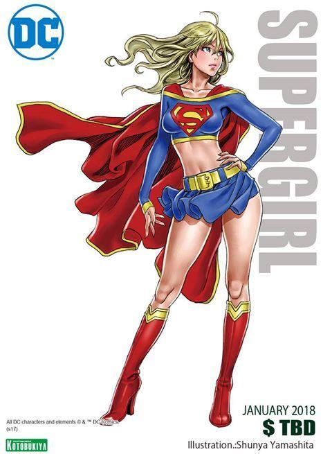 DC» Supergirl Bishoujo