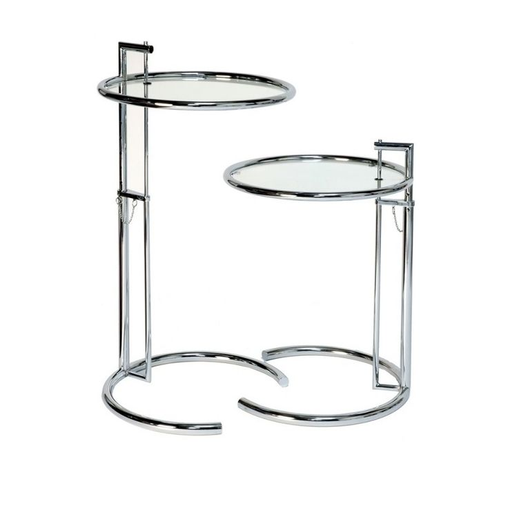Pin By Furnish Plus On Iconic Eileen Gray Side Table