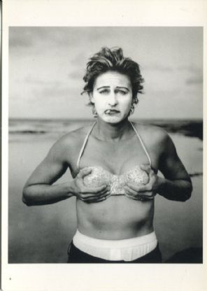 Fotofolio Postcard, Ellen Degeneres, Kauai, Hawaii, Photograph by Annie Leibovitz
