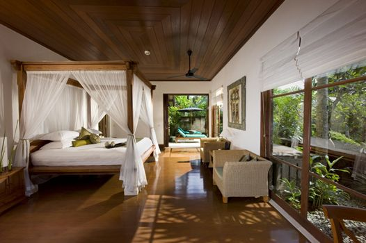 Tropical architecture group inc modern balinese for Tropical interior designs