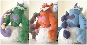 "Landorus Tornadus Thundurus 12"" Plush 2011 Pokemon Center Japan Lot Poke Doll | eBay"