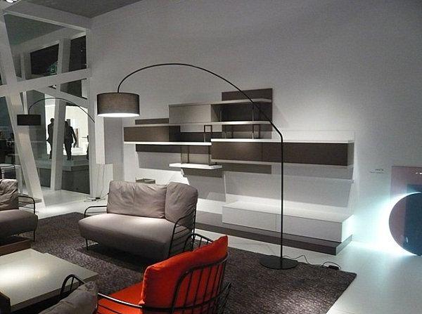 Best 25 Curved Floor Lamp Ideas On Pinterest Modern