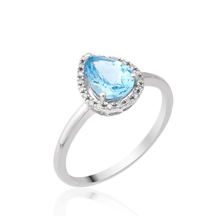 """Diva Pırlanta Swiss Blue Pırlanta Yüzük ile sevdikleriniz için de unutulmaz bir hediye olacak.   """"Garanti Sertifikası"""" ve """"Şık Kutusu"""" ile gönderilecektir. Ürünlerimizin tamamı el işçiliği ile üretilmiş olup altın ve değerli taşlarda ± %3 sapma oluşabilmektedir."""