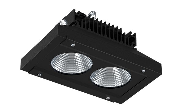 MILOO LIGHTING - Fittings for industrial halls and warehouses LED   FOSTER