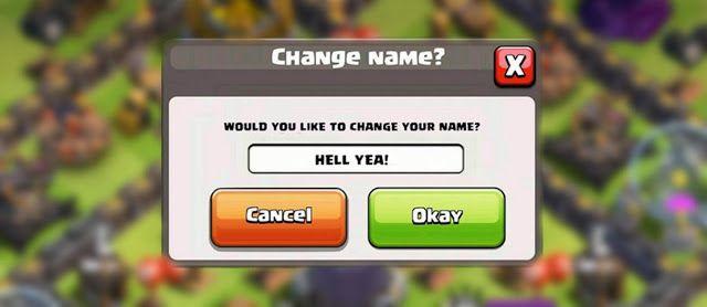 Cara Mengganti Nama Clash Royale Lebih Dari 2 Kali