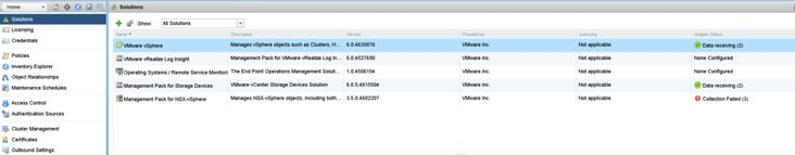 How to Configure vRealize Automation 7.x Management pack in vRealize Operations Manager