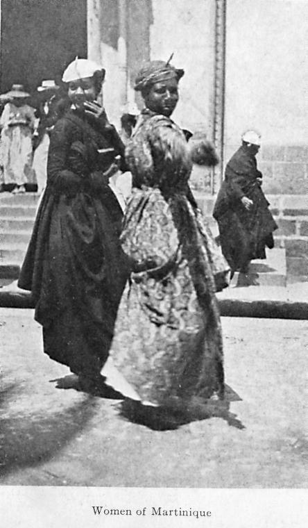 WOMEN OF MARTINIQUE~1920