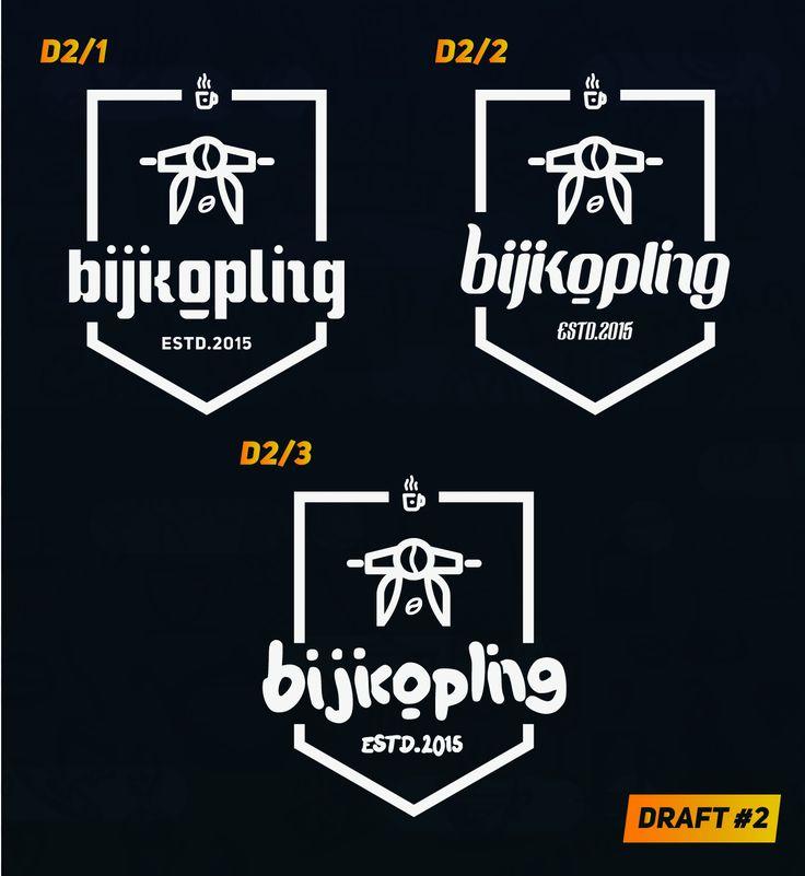 Logo Bijikopling Draft #2