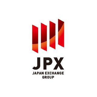 日本取引所グループ(JPX)ロゴデザイン