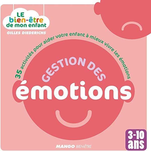 Amazon Fr Activites Concentration 35 Activites Pour Developper L Attention De Votre Enfant Gilles Diederichs Livr Gestion Des Emotions Emotions Gestion