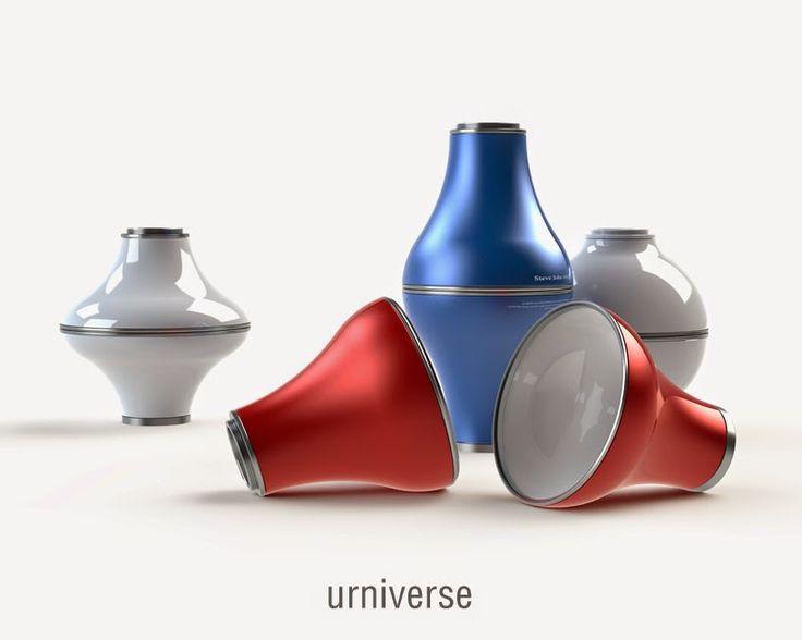 """""""URNIVERSE"""" - [XLIV] Imagina los entierros del futuro"""