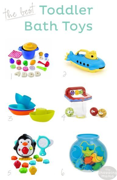 Best Toddler Bath Toys | TheShoppingMama