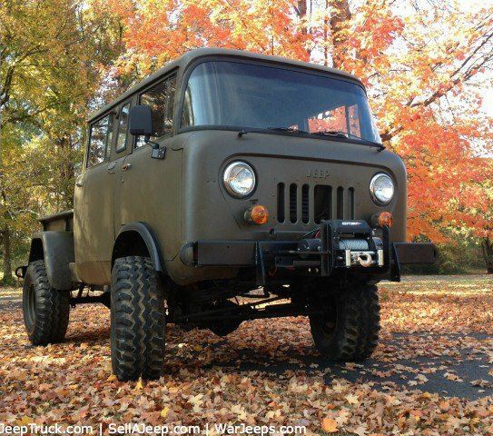 Jeep Fc Crew Cab For Sale >> 142 best images about Jeep Forward Control (FC) on Pinterest | Jeep pickup, Cool jeeps and Trucks