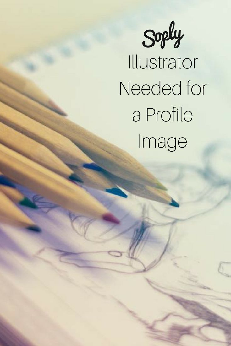 #Illustrator needed to turn a Minecraft skin to a #profile #image. See the #illustration job and speak to the #client by clicking the pin!