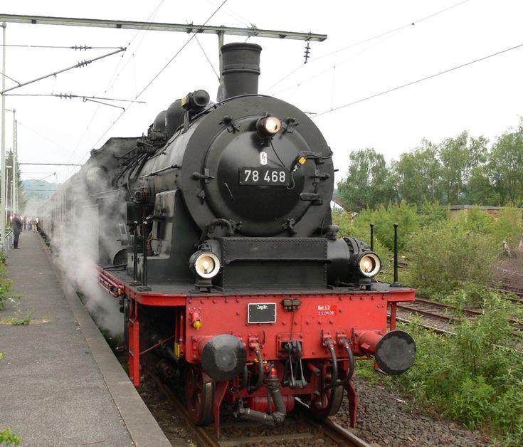 Halt in Hattingen/Ruhr
