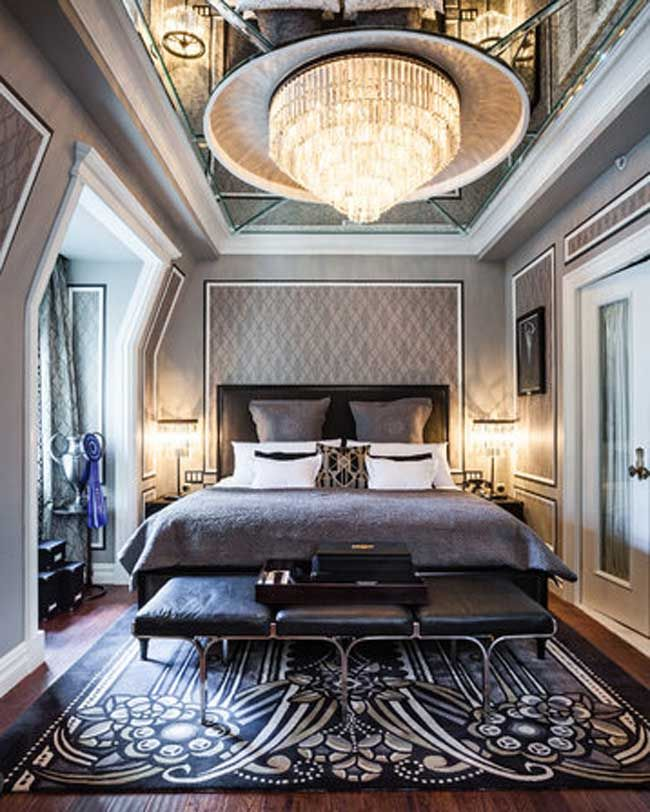 Great Gatsby Suite at The Plaza Hotel                                                                                                                                                                                 More