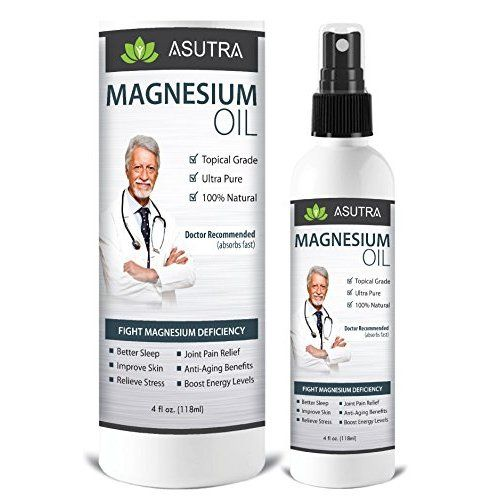 2 Bottle Value Pack - Pure Zechstein Magnesium Oil Spray - Triple Filtered for LESS ITCH & LESS STING / Effective Rapid Transdermal Absorption - Ultra Pure & Potent + FREE Magnesium E-Book