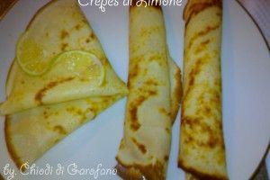 Crepes al Limone http://blog.giallozafferano.it/chiodidigarofano/crepes-limone