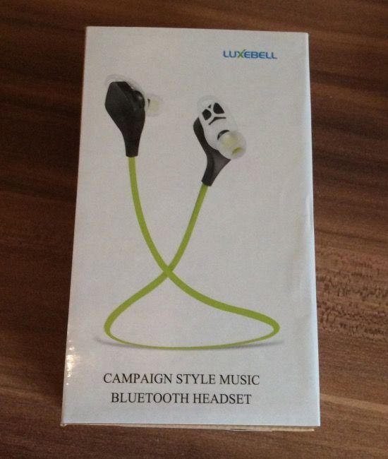 Luxebell® - Bluetooth 4.0 Wireless Stereo Jogger, Laufen, Sport - Kopfhörer