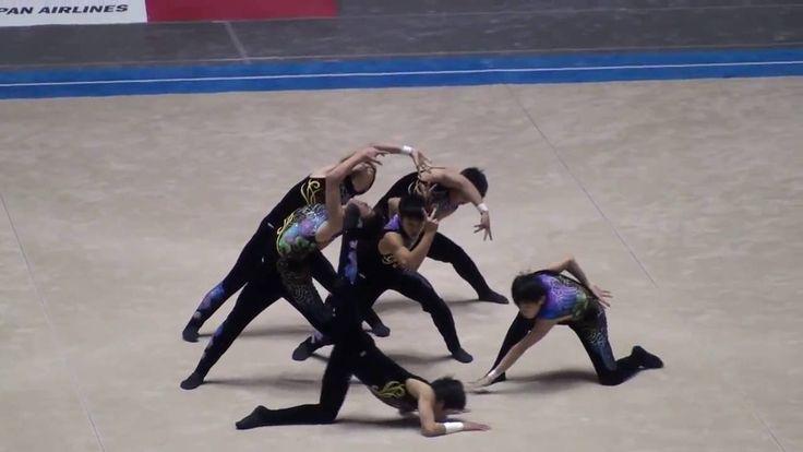 【3ヶ月で1000万PV】日本の男子高校生が世界に魅せた美しすぎる新体操