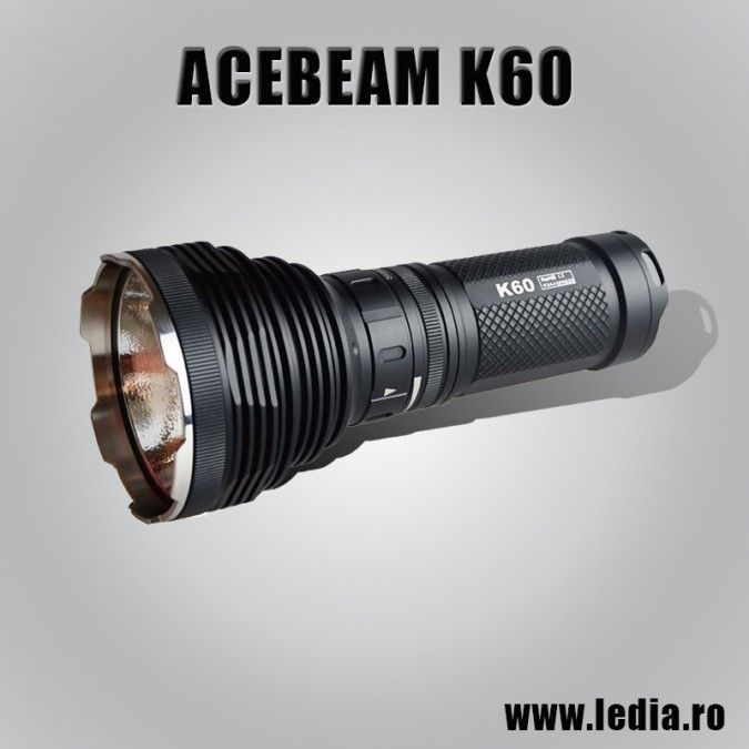 LANTERNA LED ACEBEAM K60
