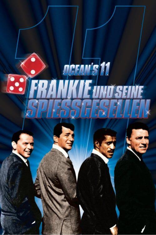 Watch Ocean S Eleven 1960 Full Movie Online Oceans Eleven New Year Movie Sinatra