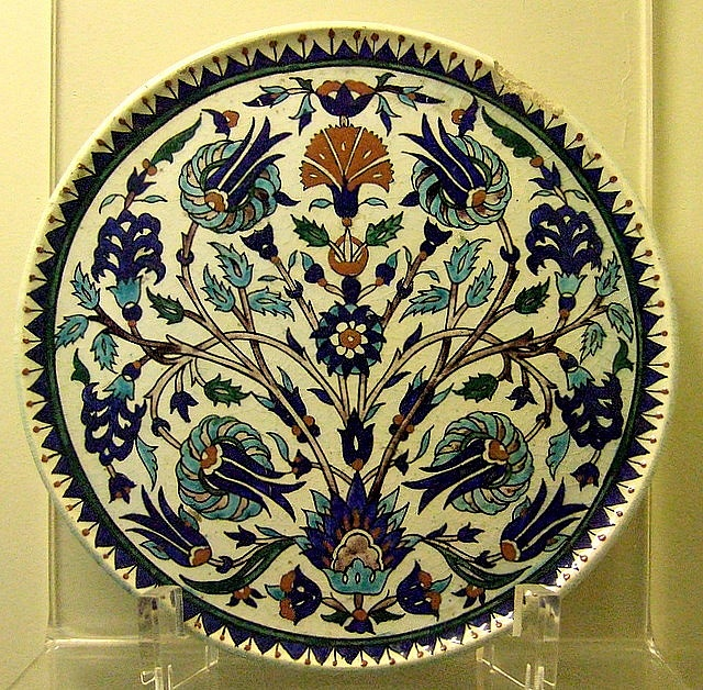 Ottomans Ceramics