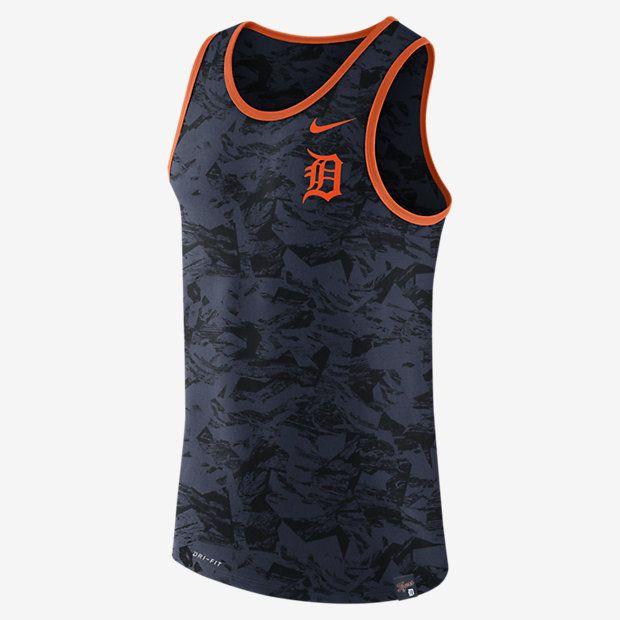 Nike Dry Premium (MLB Tigers) Men's Tank