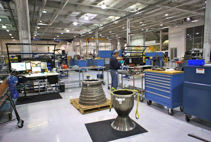 inside spacex factory - photo #4