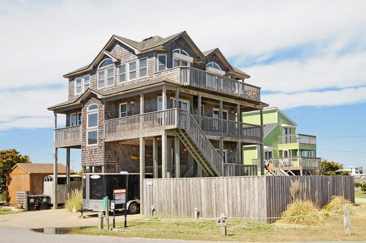Bedroom Beach House For Rent In Outerbanks Nc