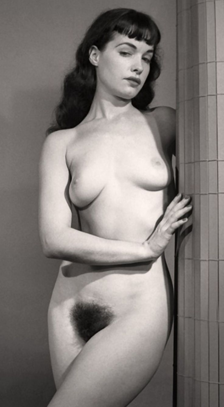 Bettie Page Hairy 24