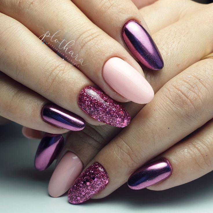 Przedłużanie paznokci, paznokcie żelowe, akrylowe, tipsy