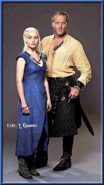 emilia clarke teaser for the game of thrones musical
