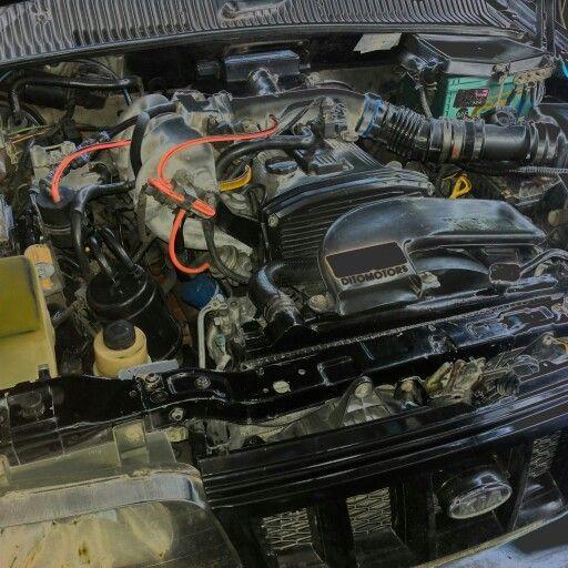 Engine 2.0 DOHC 'FE3' 16V